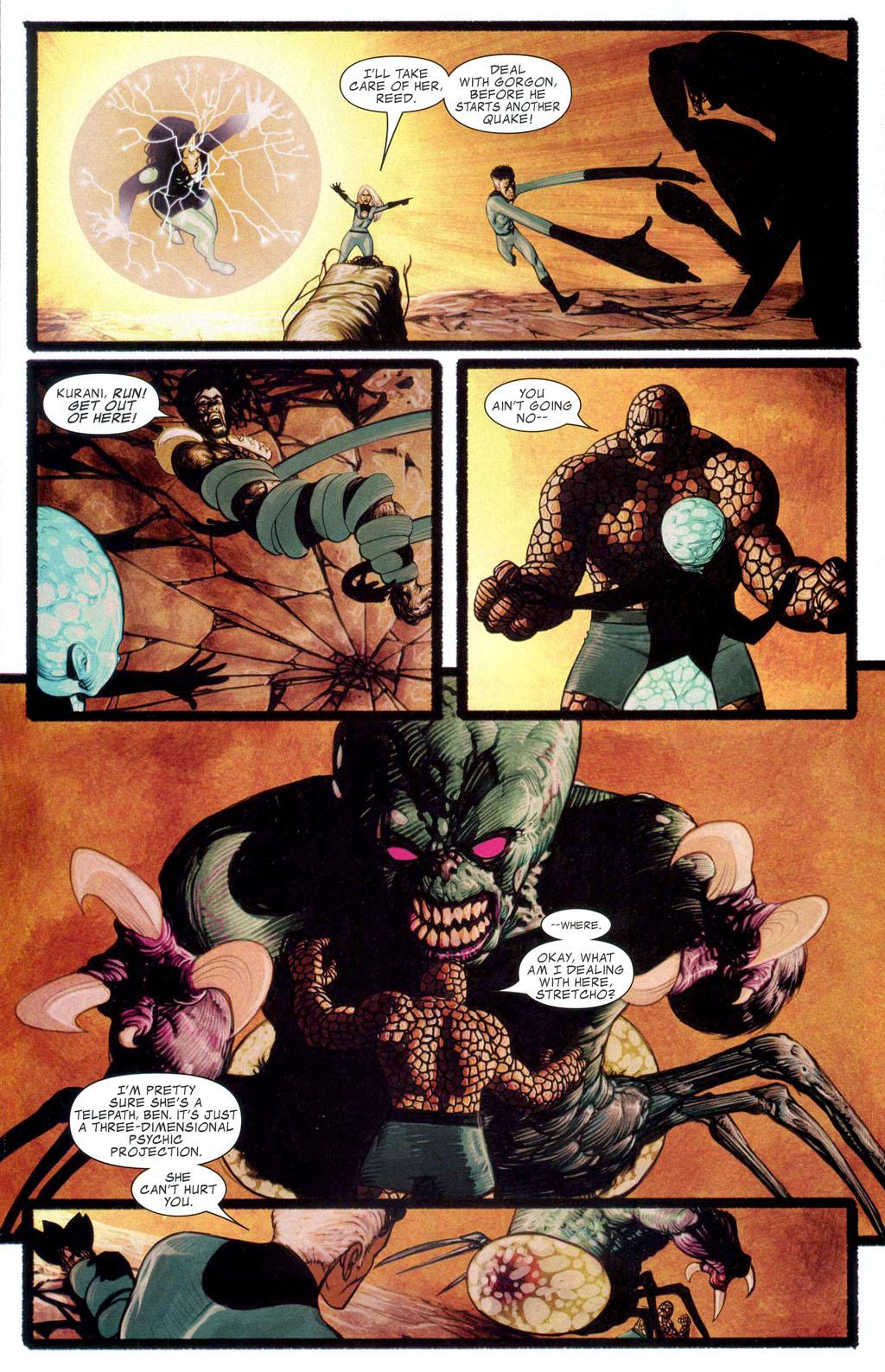 Read online Silent War comic -  Issue #1 - 13