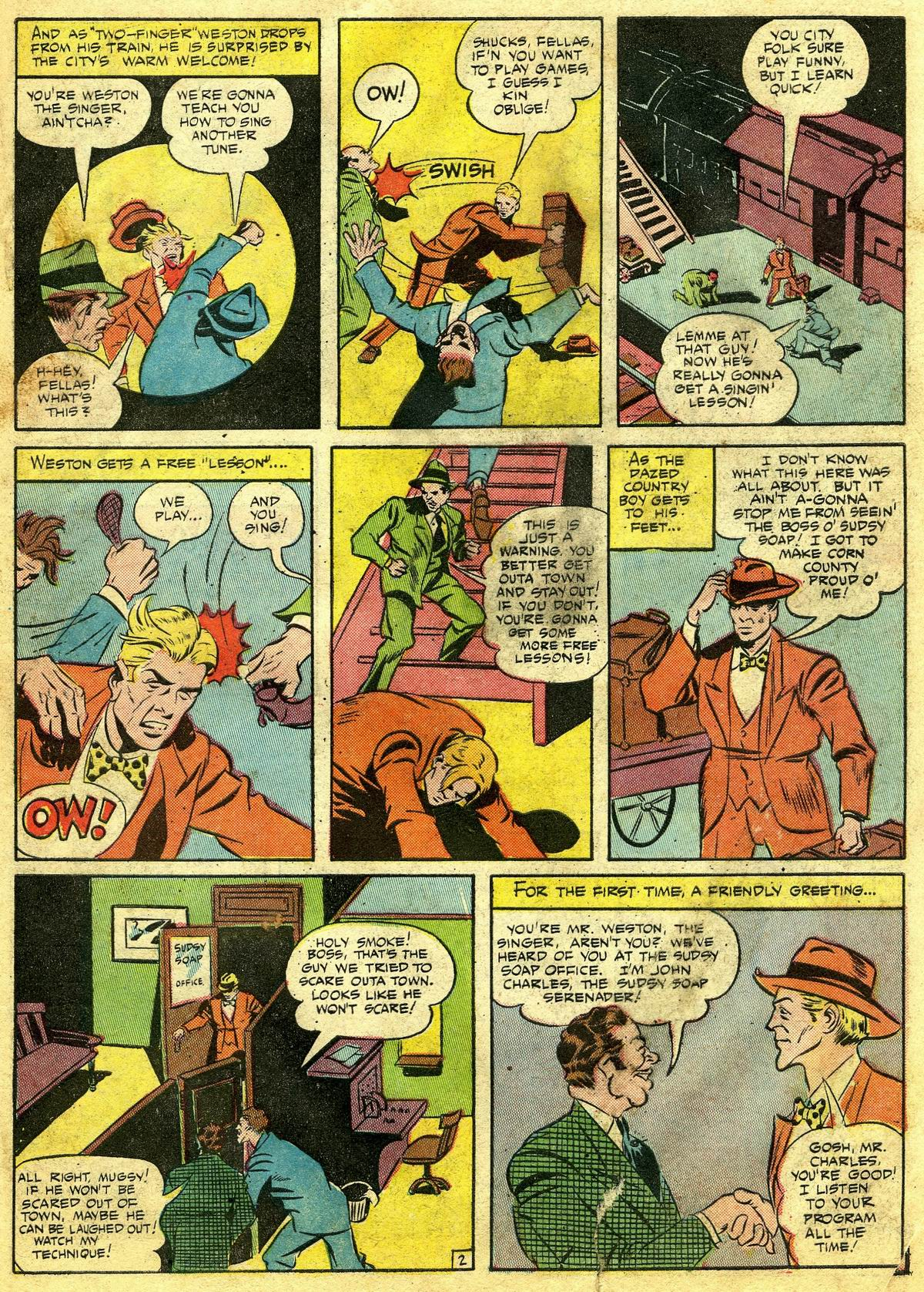 Read online Detective Comics (1937) comic -  Issue #67 - 51