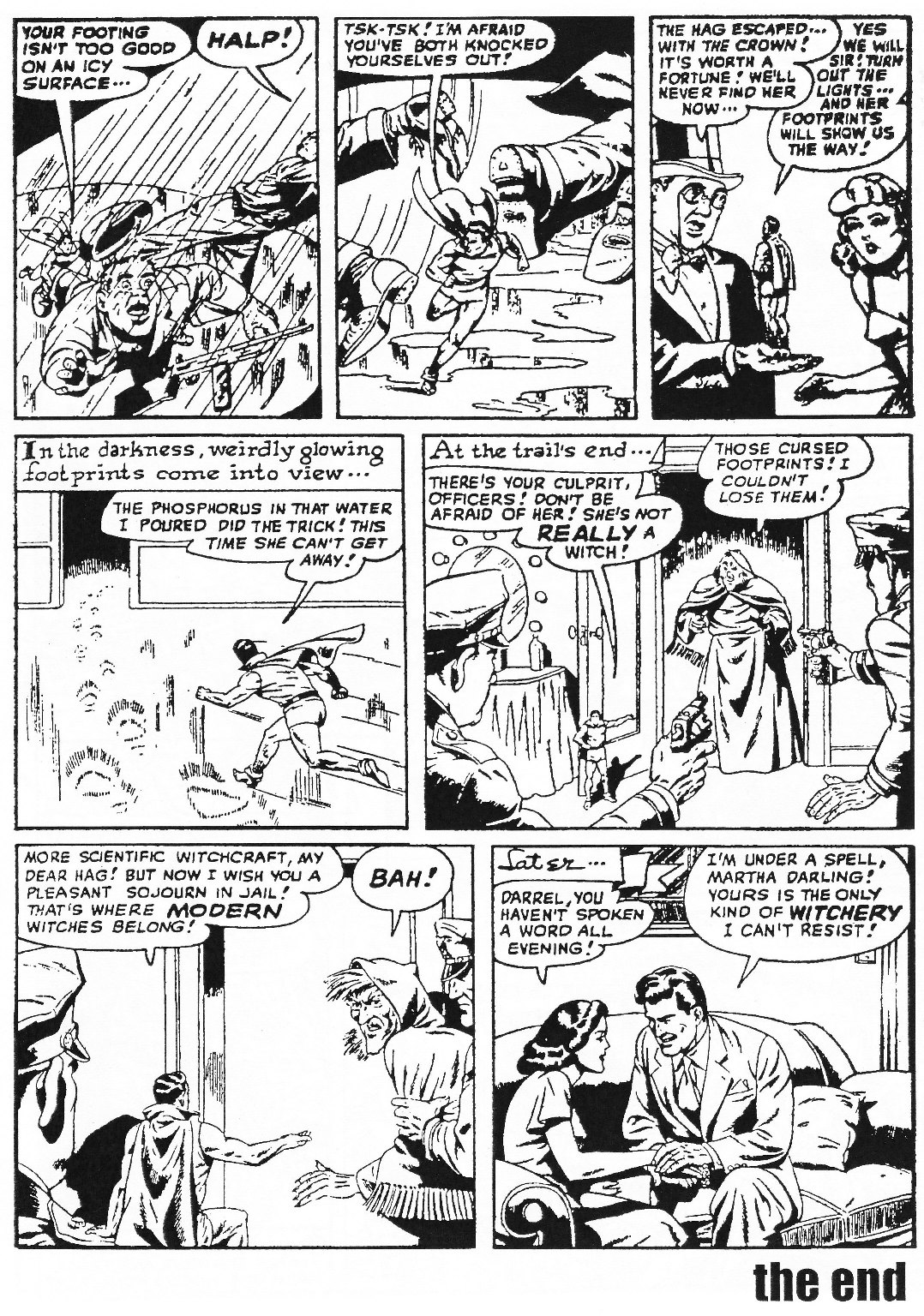 Read online Men of Mystery Comics comic -  Issue #72 - 25