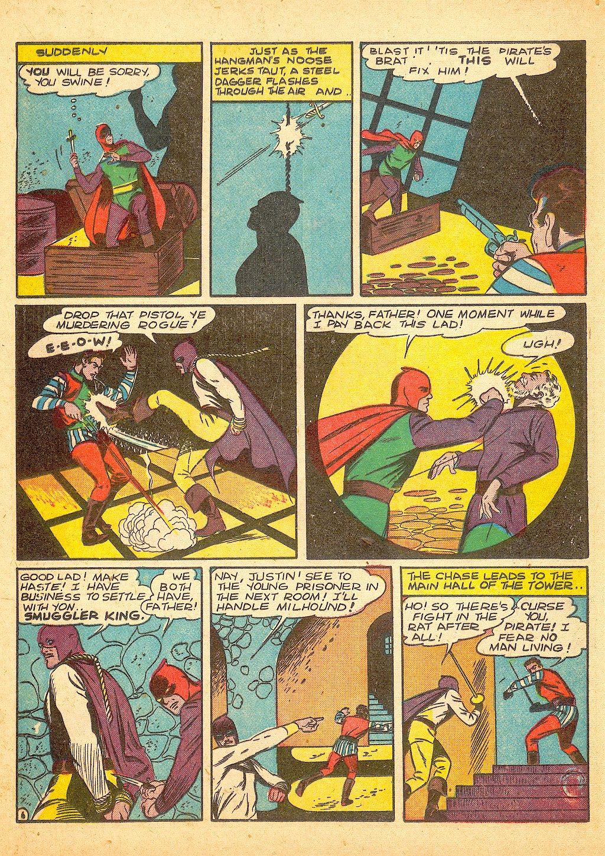 Read online Sensation (Mystery) Comics comic -  Issue #25 - 22
