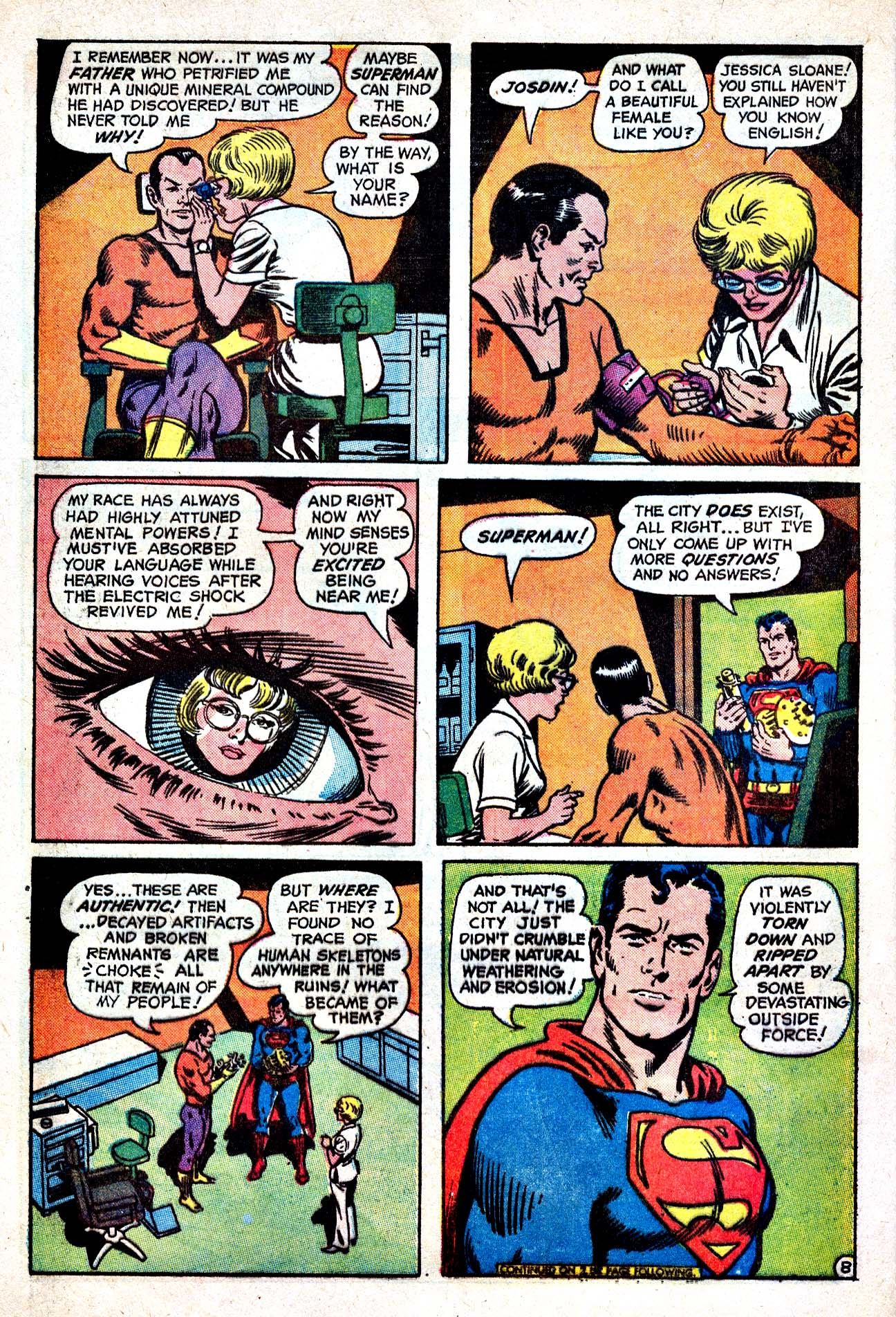Read online Action Comics (1938) comic -  Issue #412 - 11