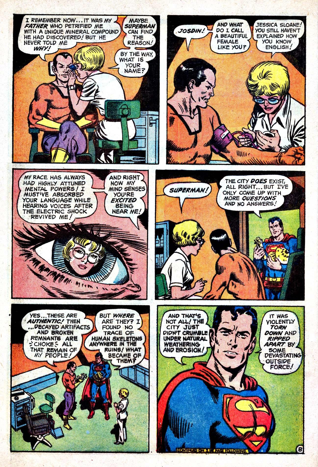 Action Comics (1938) 412 Page 10