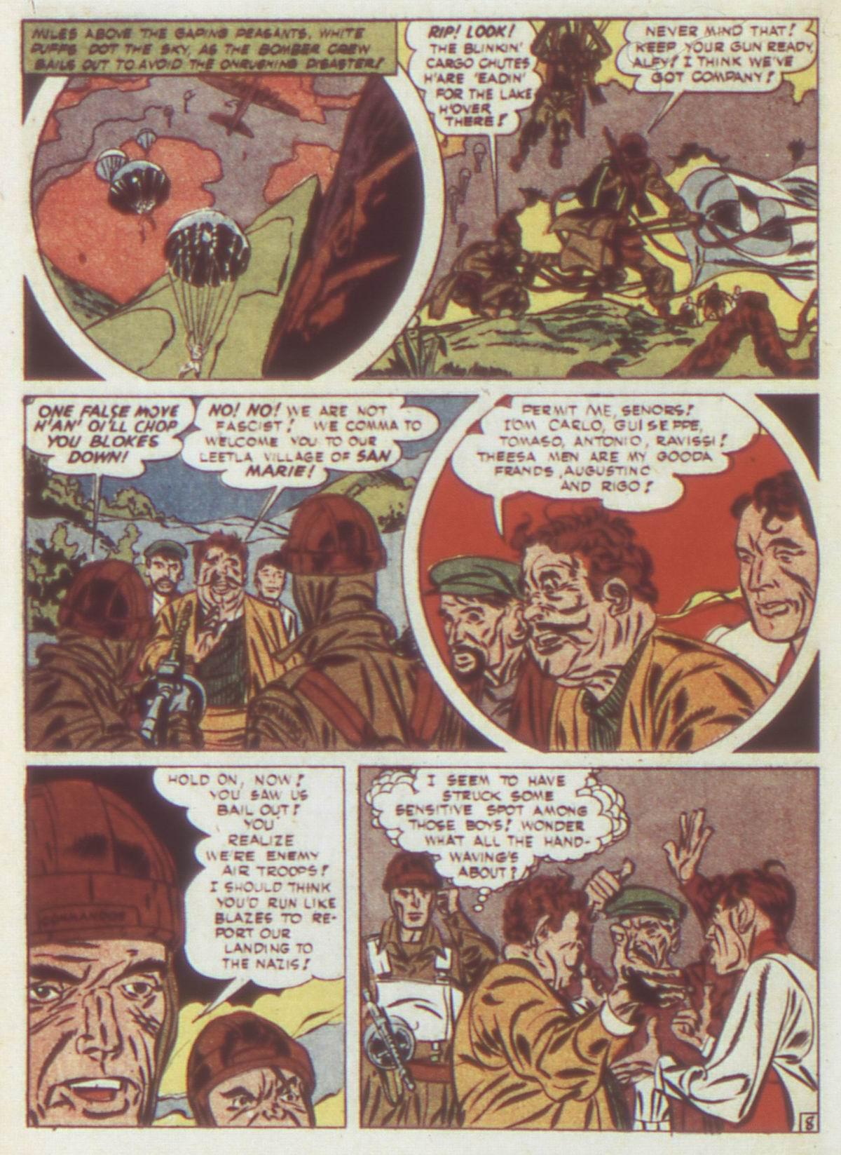 Read online Detective Comics (1937) comic -  Issue #82 - 54