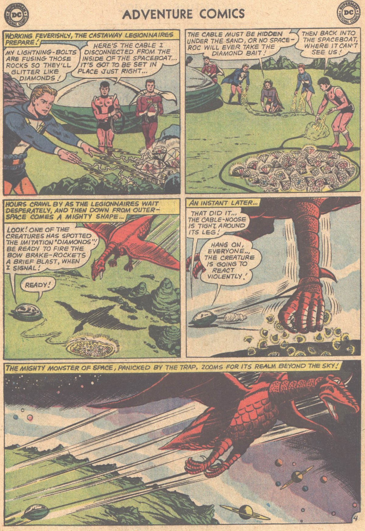 Read online Adventure Comics (1938) comic -  Issue #318 - 16