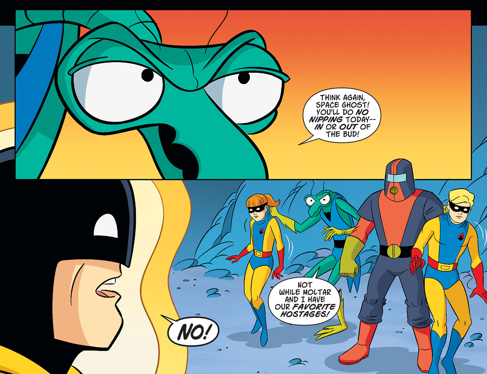 Read online Scooby-Doo! Team-Up comic -  Issue #40 - 13