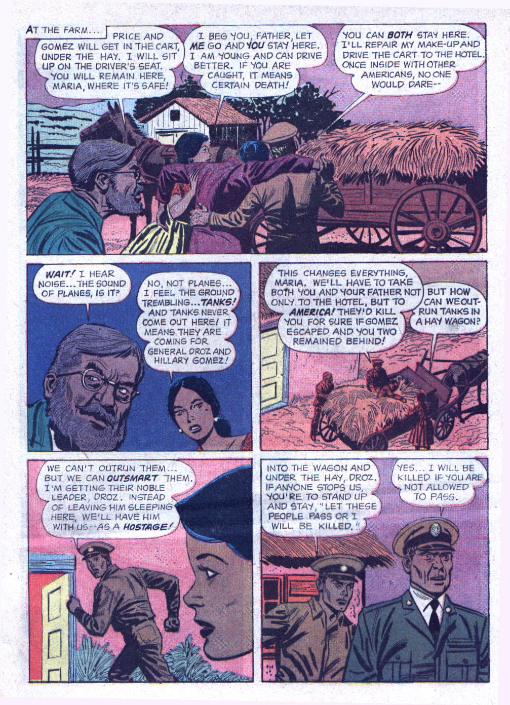 Four Color Comics issue 1330 - Page 29