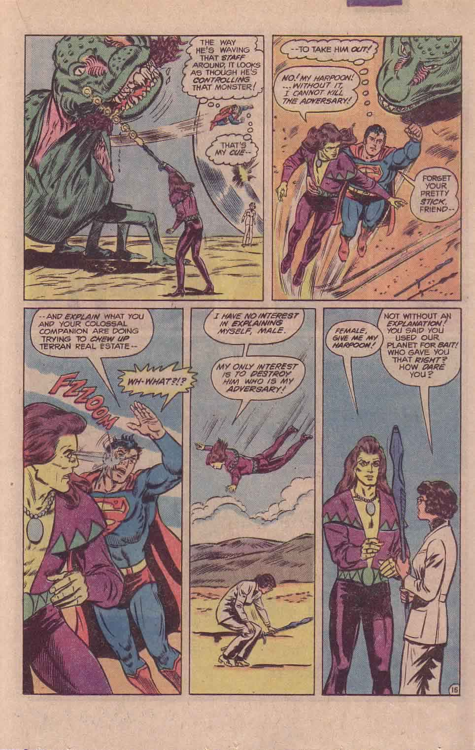 Read online Action Comics (1938) comic -  Issue #519 - 16