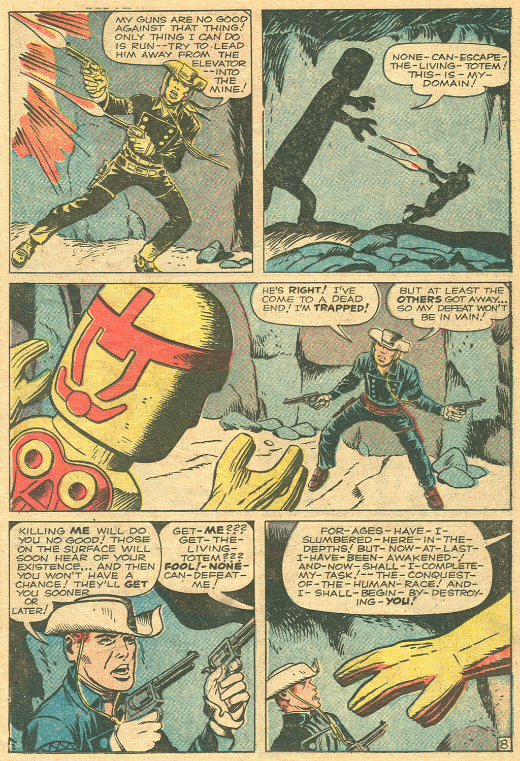 The Rawhide Kid (1955) issue 22 - Page 11