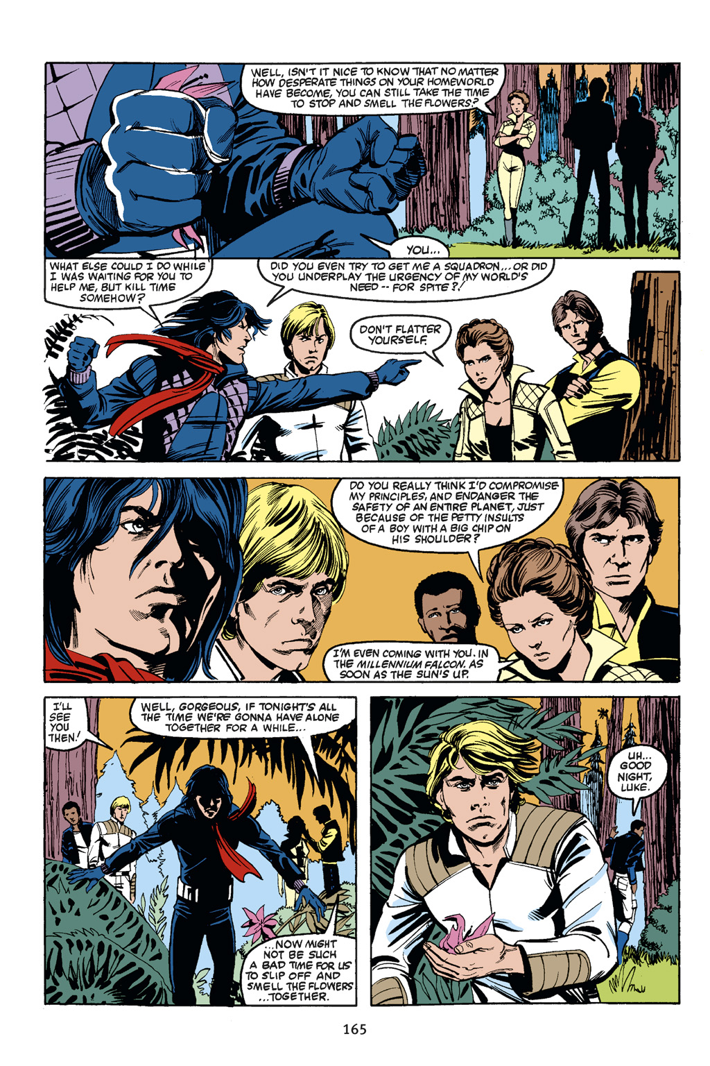 Read online Star Wars Omnibus comic -  Issue # Vol. 21 - 158