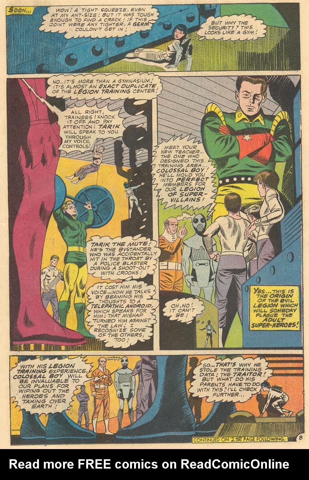 Read online Adventure Comics (1938) comic -  Issue #372 - 10