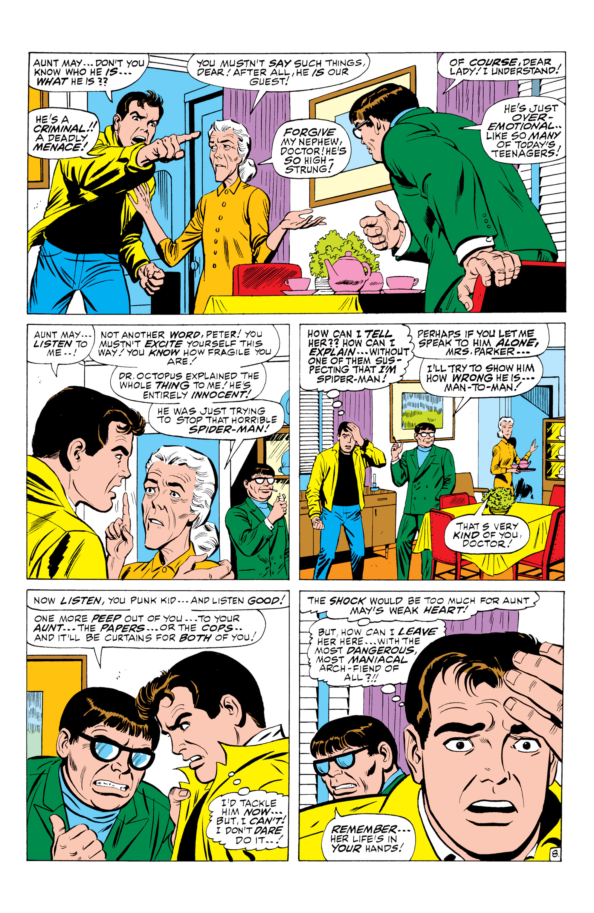 The Amazing Spider-Man (1963) 54 Page 8