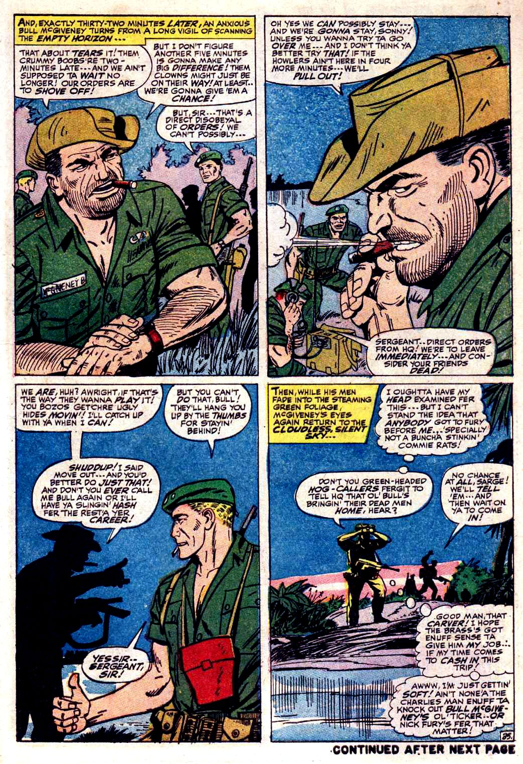 Read online Sgt. Fury comic -  Issue # _Special 3 - 39