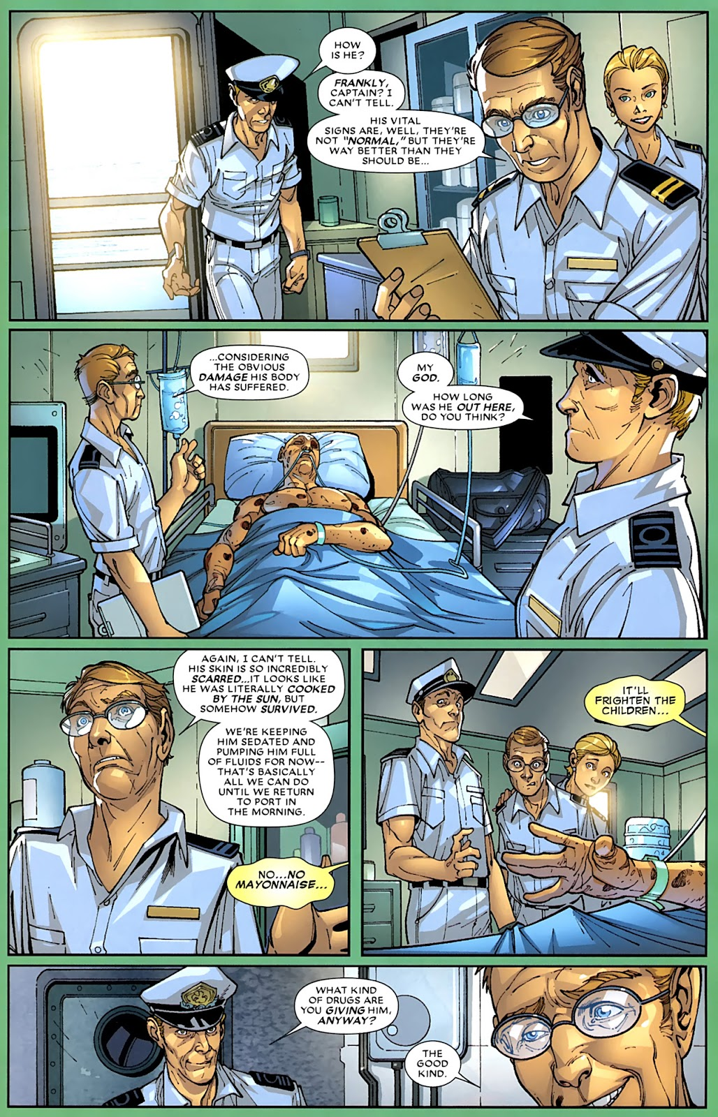 Read online Deadpool (2008) comic -  Issue #15 - 14
