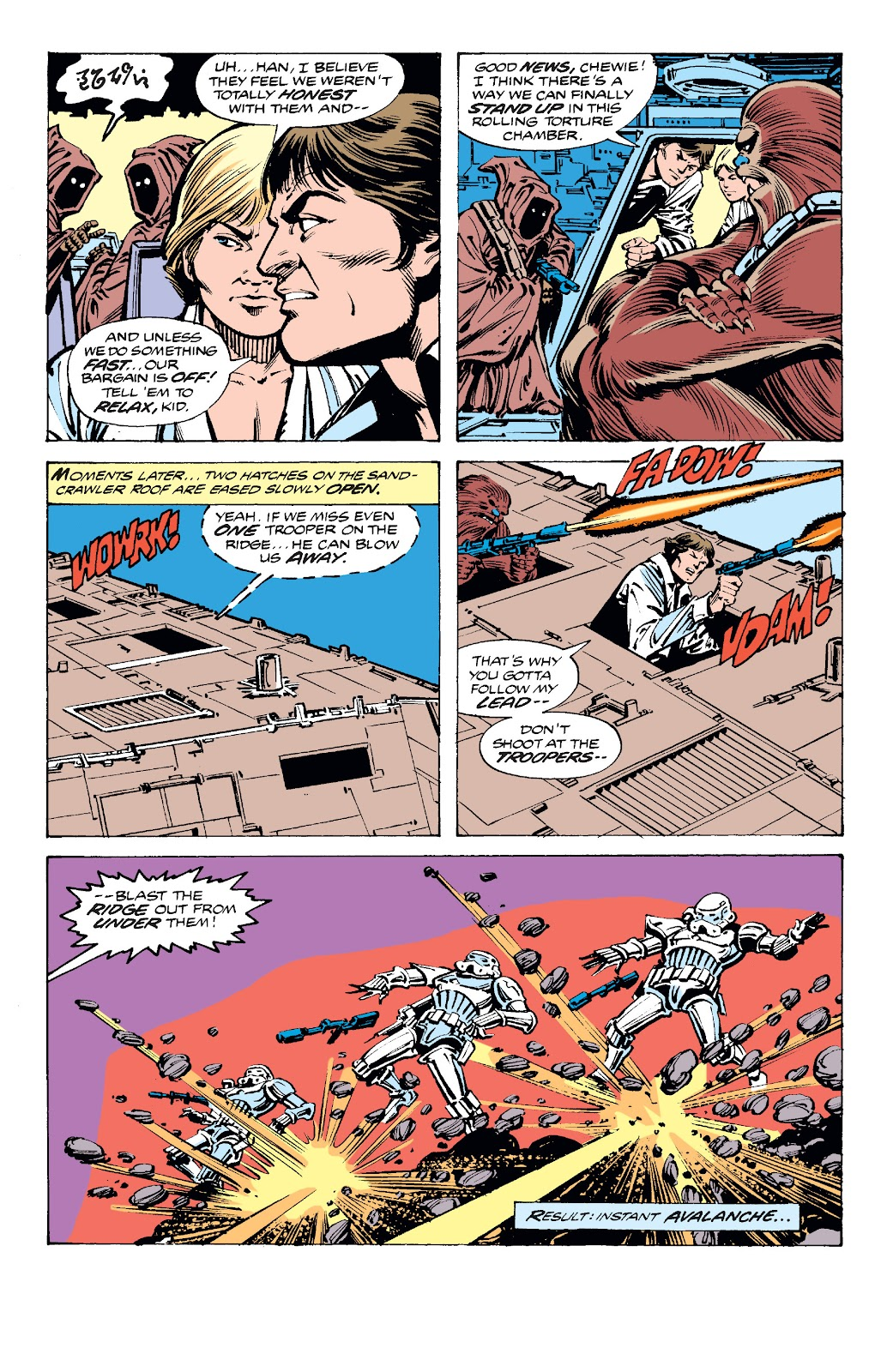 Read online Star Wars Legends: The Original Marvel Years - Epic Collection comic -  Issue # TPB 2 (Part 2) - 56