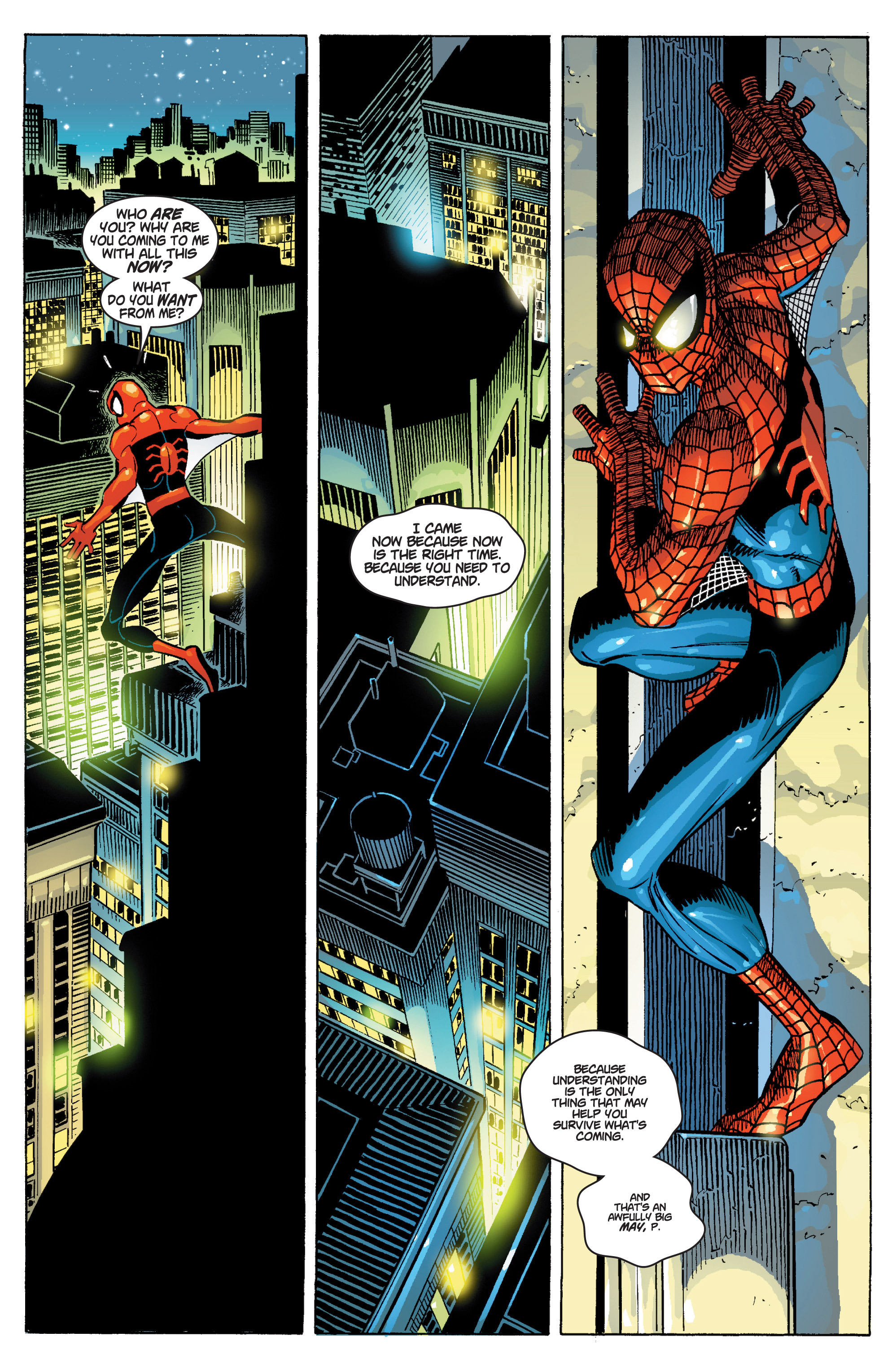The Amazing Spider-Man (1999) 30 Page 17