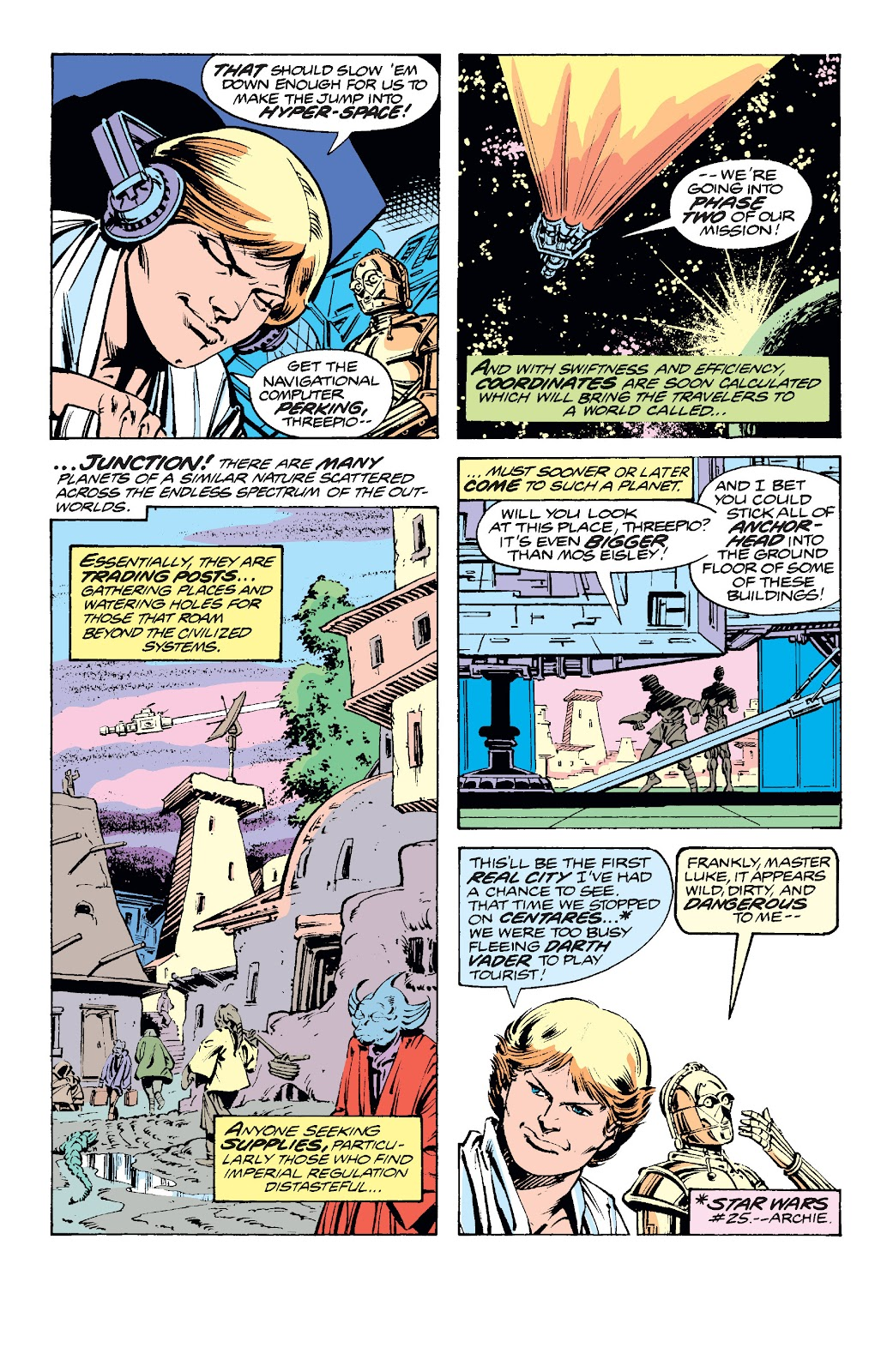 Read online Star Wars Legends: The Original Marvel Years - Epic Collection comic -  Issue # TPB 2 (Part 1) - 68