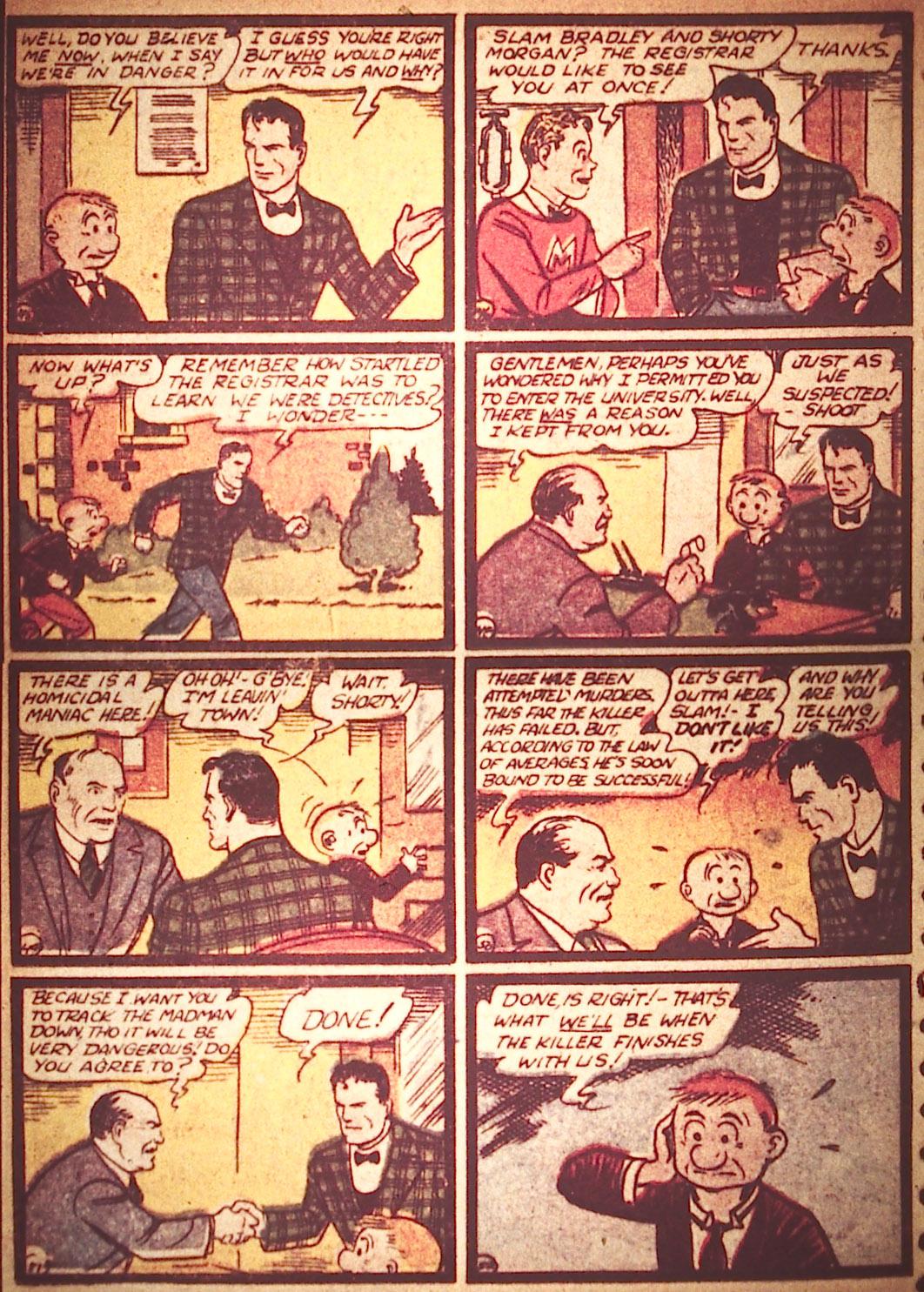 Read online Detective Comics (1937) comic -  Issue #25 - 60