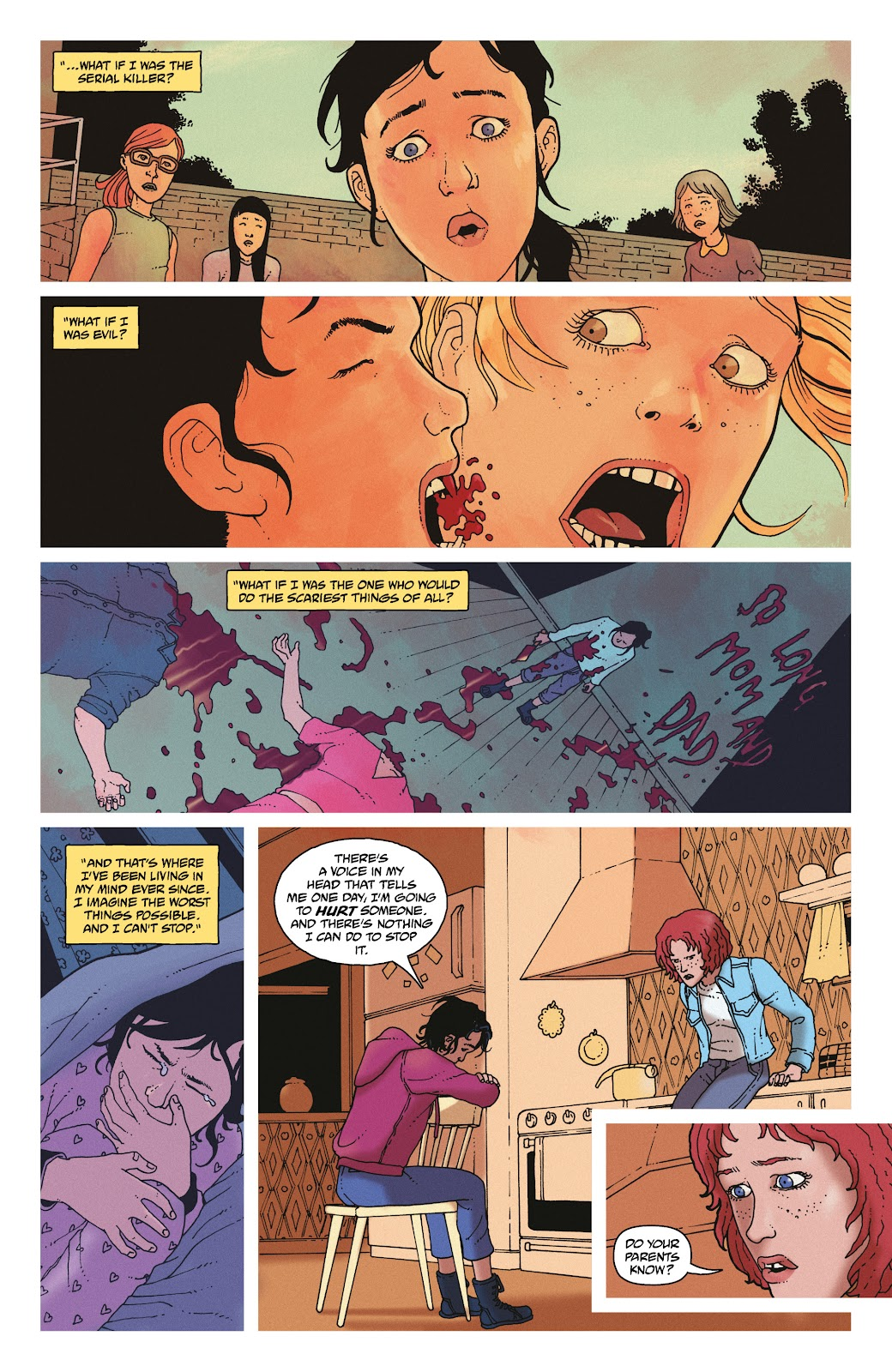 Read online She Could Fly comic -  Issue # _TPB - 113