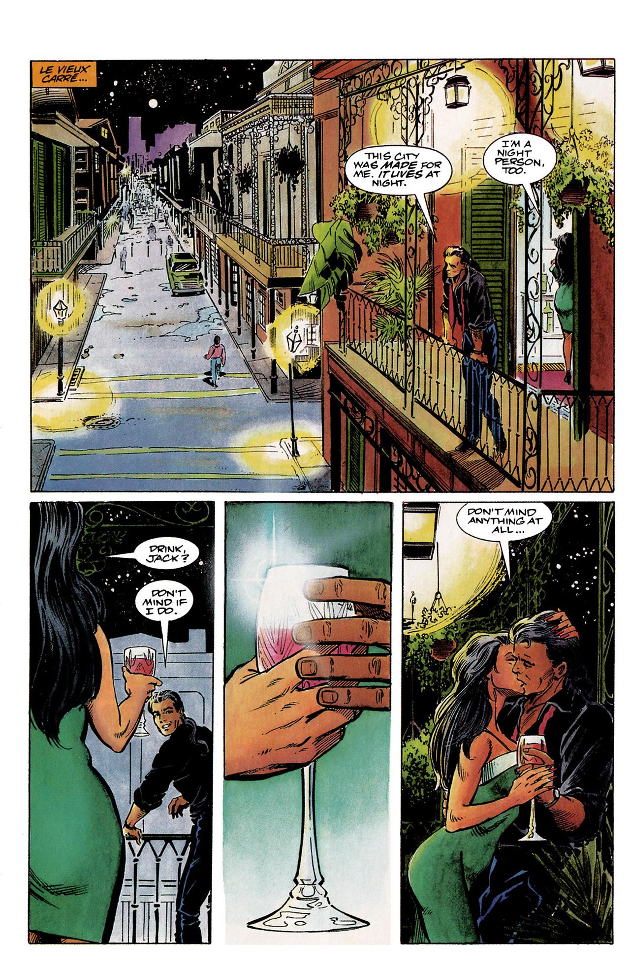 Read online Shadowman (1992) comic -  Issue #1 - 7