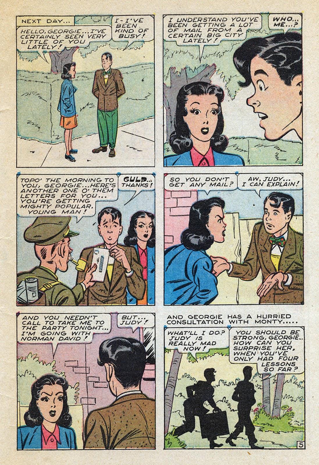 Georgie Comics (1945) issue 4 - Page 39