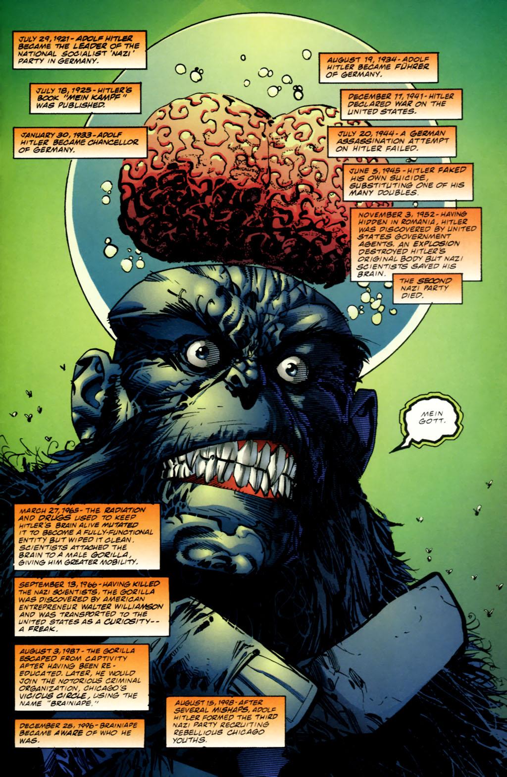 The Savage Dragon (1993) Issue #61 #64 - English 3