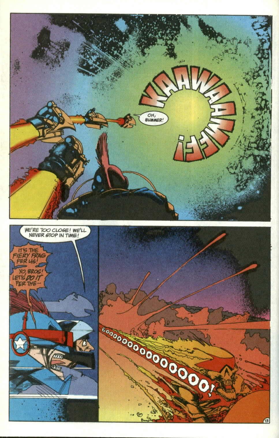 Read online Lobo (1990) comic -  Issue #4 - 14