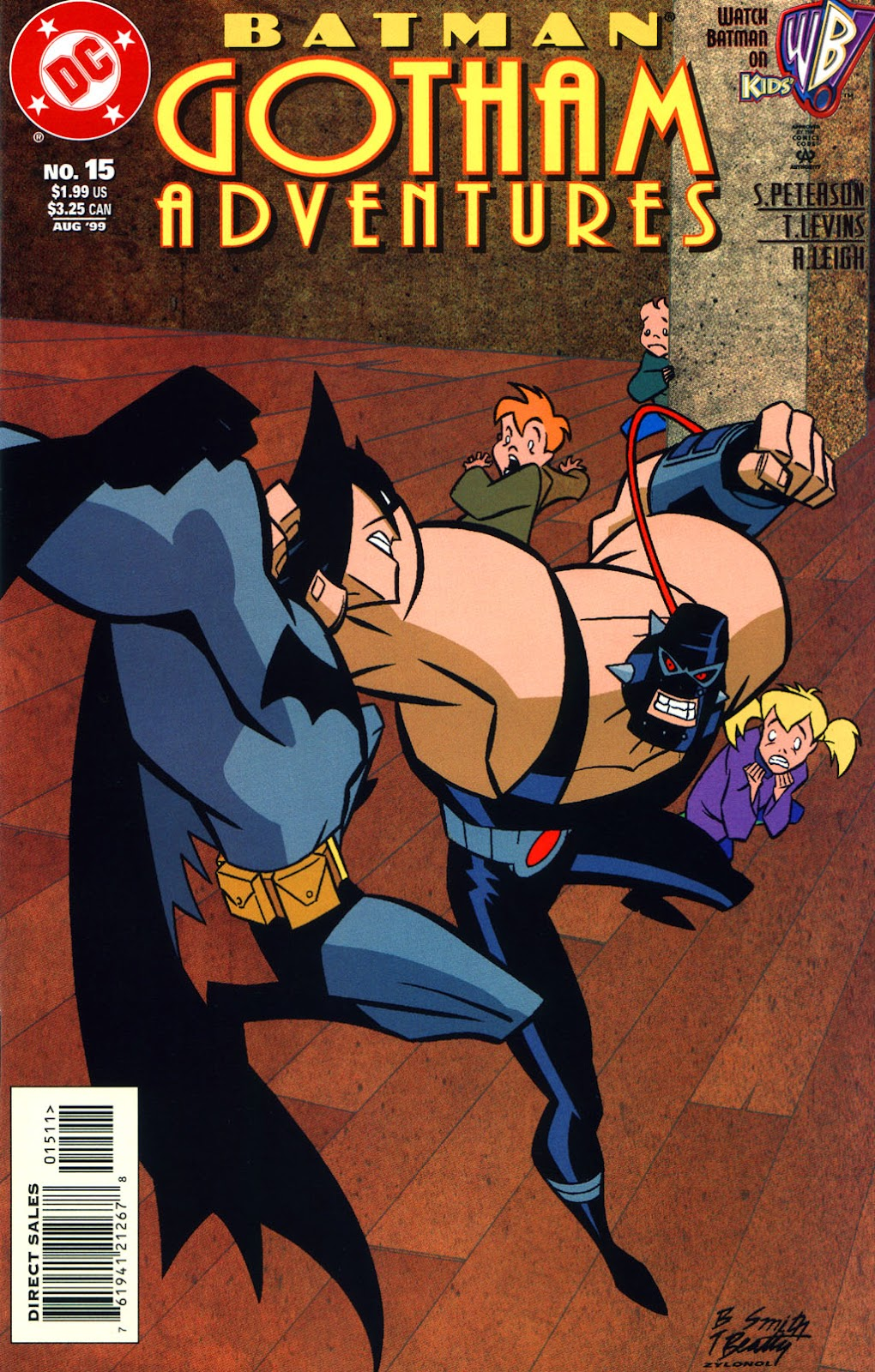 Batman: Gotham Adventures 15 Page 1