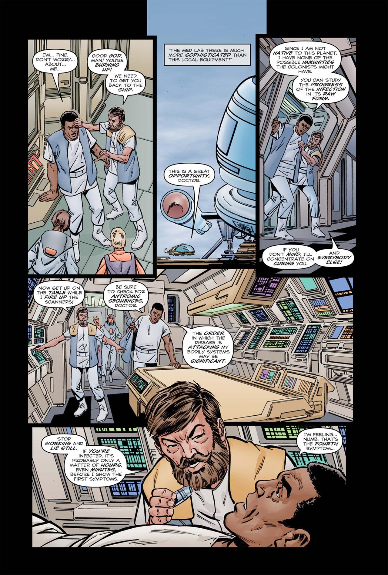 Read online Star Trek: Leonard McCoy, Frontier Doctor comic -  Issue #1 - 19