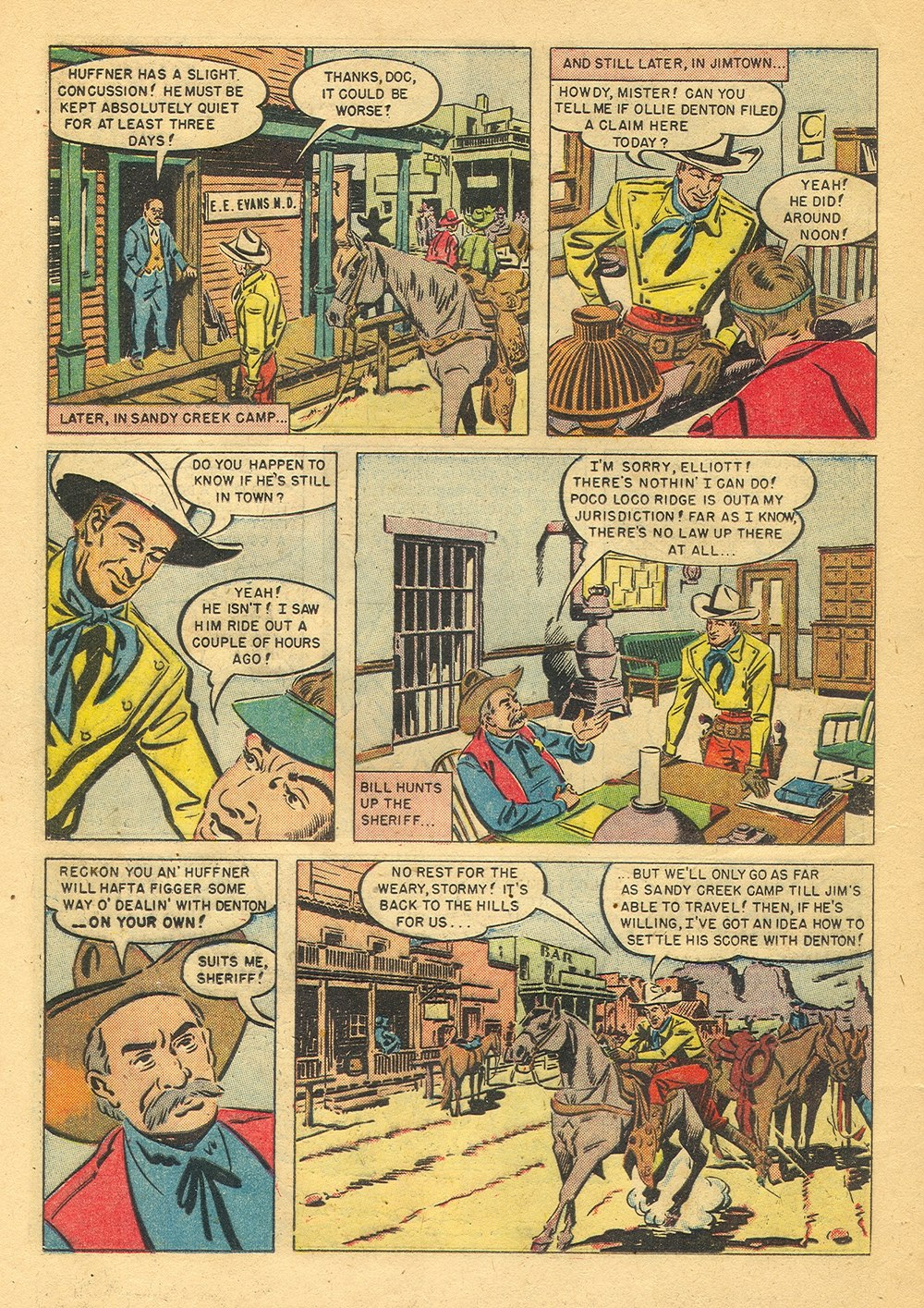 Four Color Comics issue 278 - Page 32