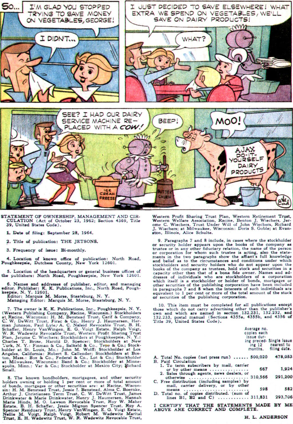 The Jetsons (1963) issue 15 - Page 28
