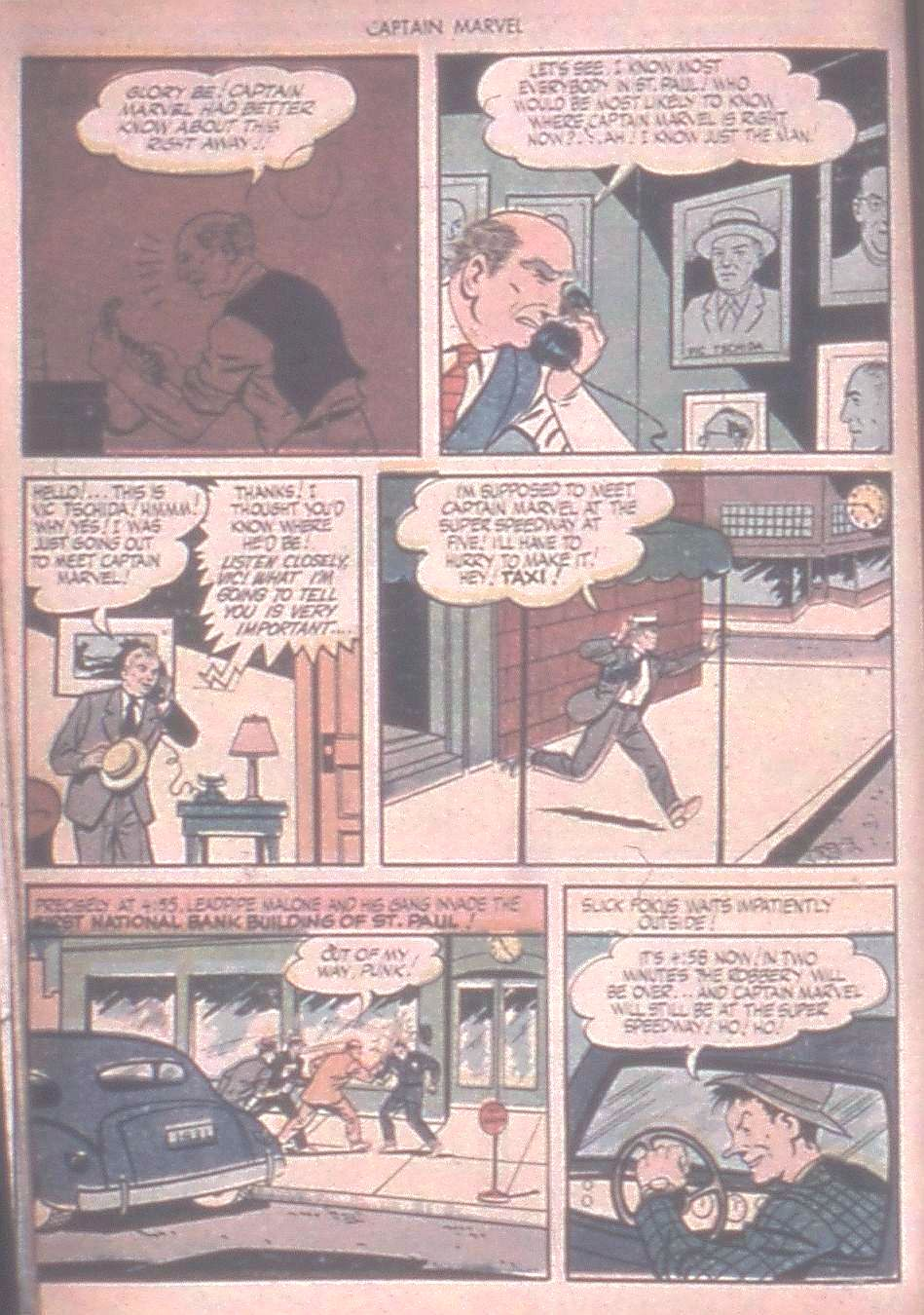 Captain Marvel Adventures issue 42 - Page 10