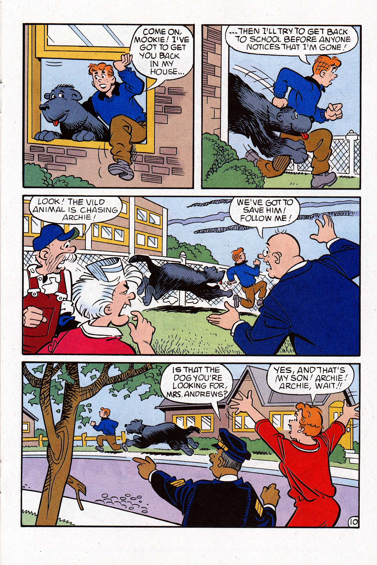 Read online Archie (1960) comic -  Issue #534 - 12