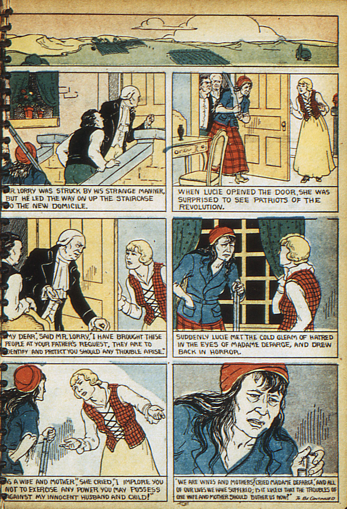 Read online Adventure Comics (1938) comic -  Issue #18 - 16