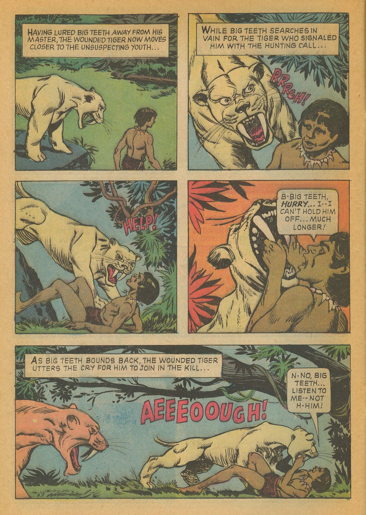 Read online Turok, Son of Stone comic -  Issue #85 - 16