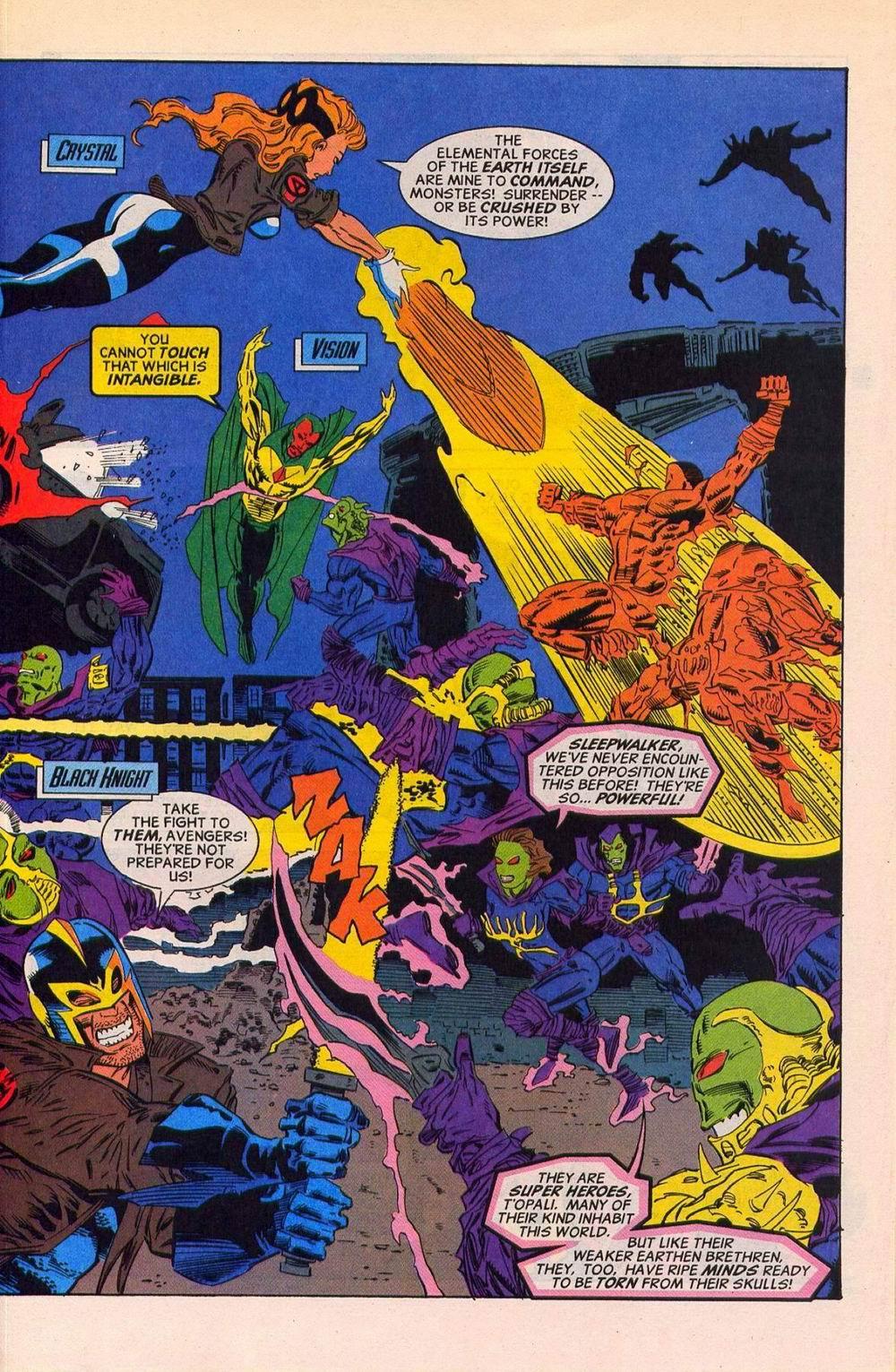 Read online Sleepwalker comic -  Issue #27 - 4