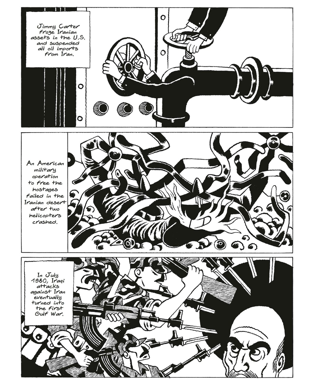 Best of Enemies: A History of US and Middle East Relations issue TPB_2 - Page 69
