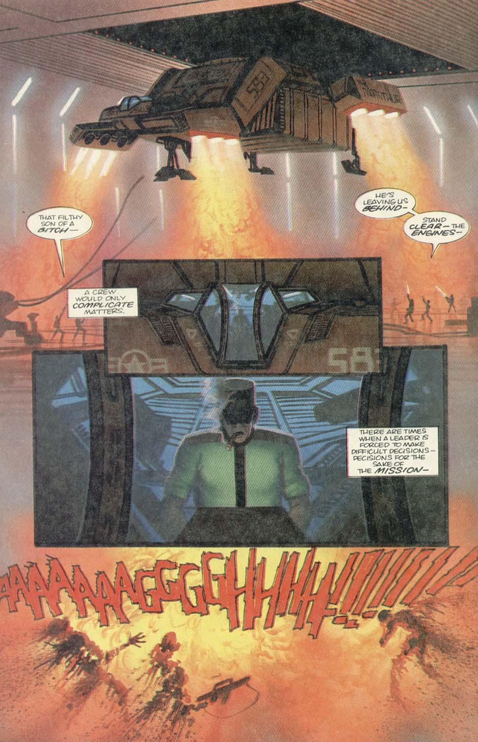 Read online Aliens (1989) comic -  Issue #4 - 12