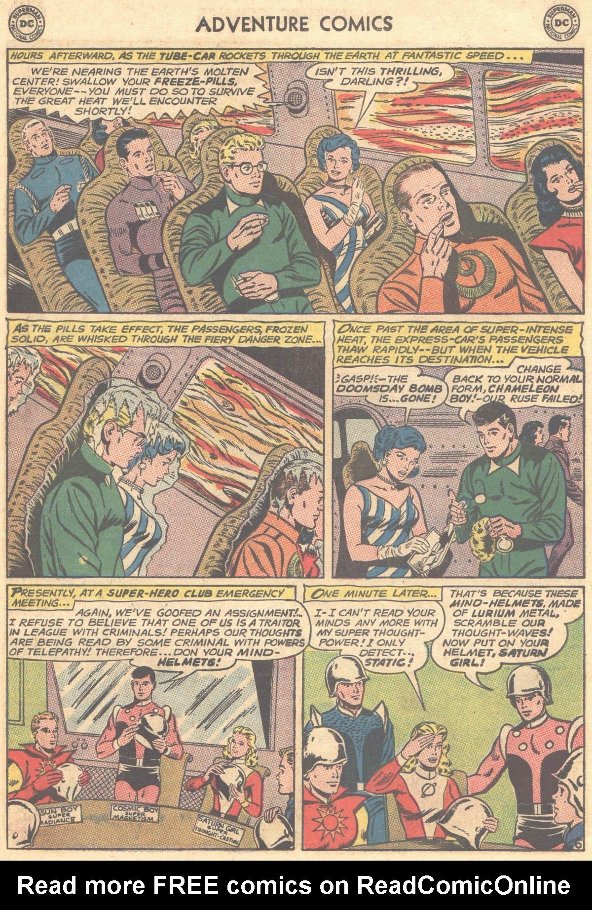 Read online Adventure Comics (1938) comic -  Issue #303 - 26