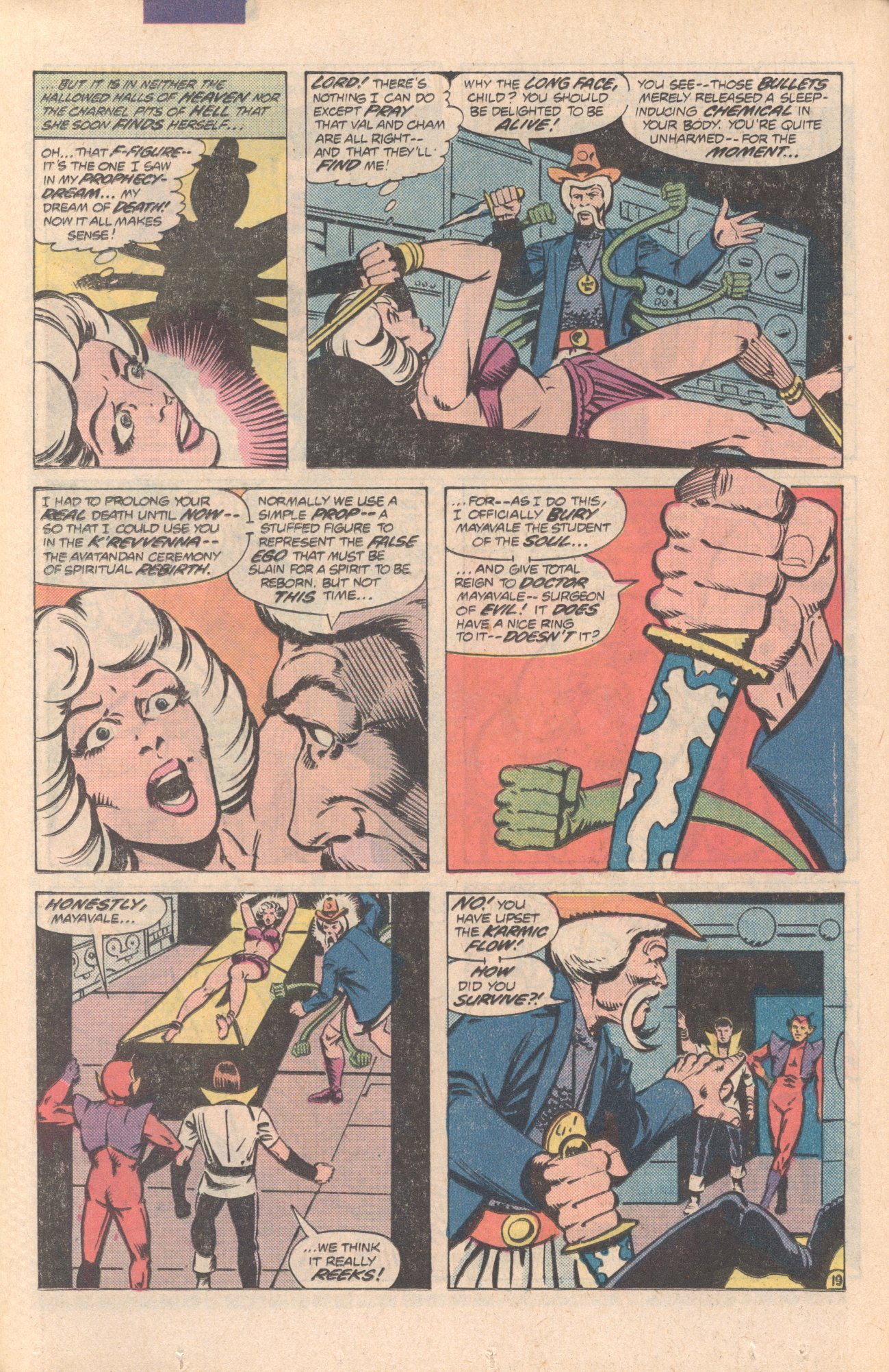 Legion of Super-Heroes (1980) 268 Page 19