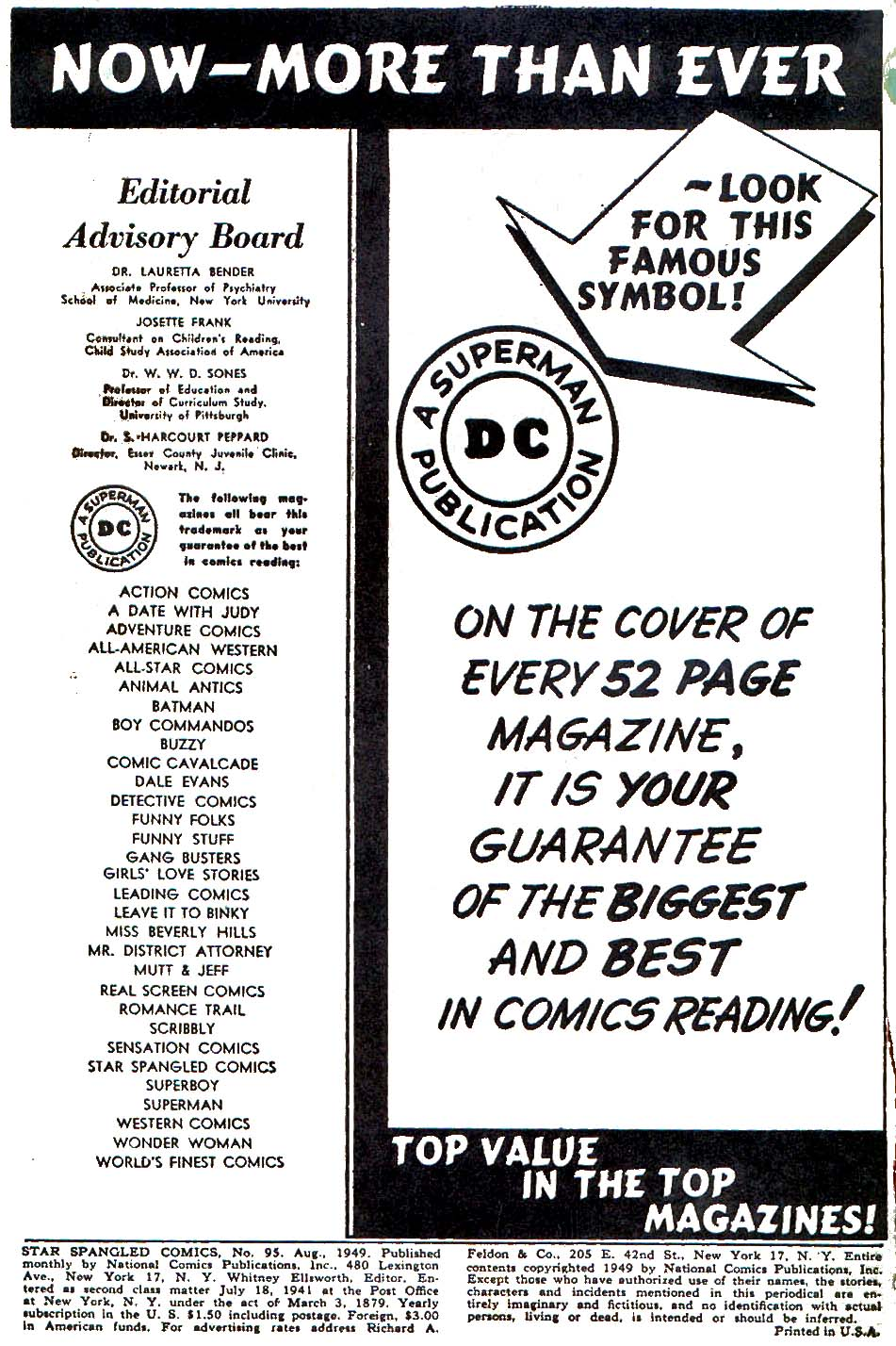 Star Spangled Comics (1941) issue 95 - Page 2
