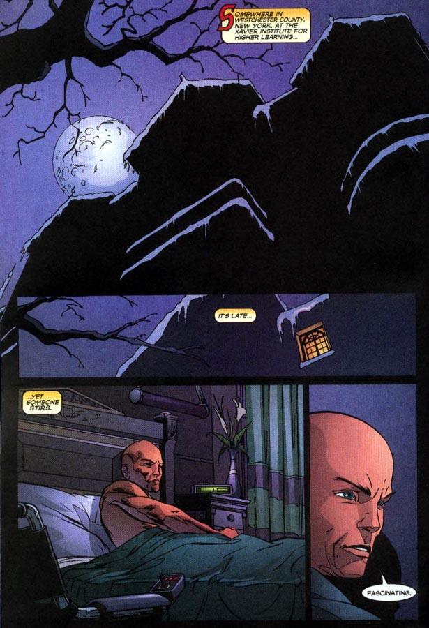 Read online Uncanny X-Men (1963) comic -  Issue # _Annual 2000 - 17
