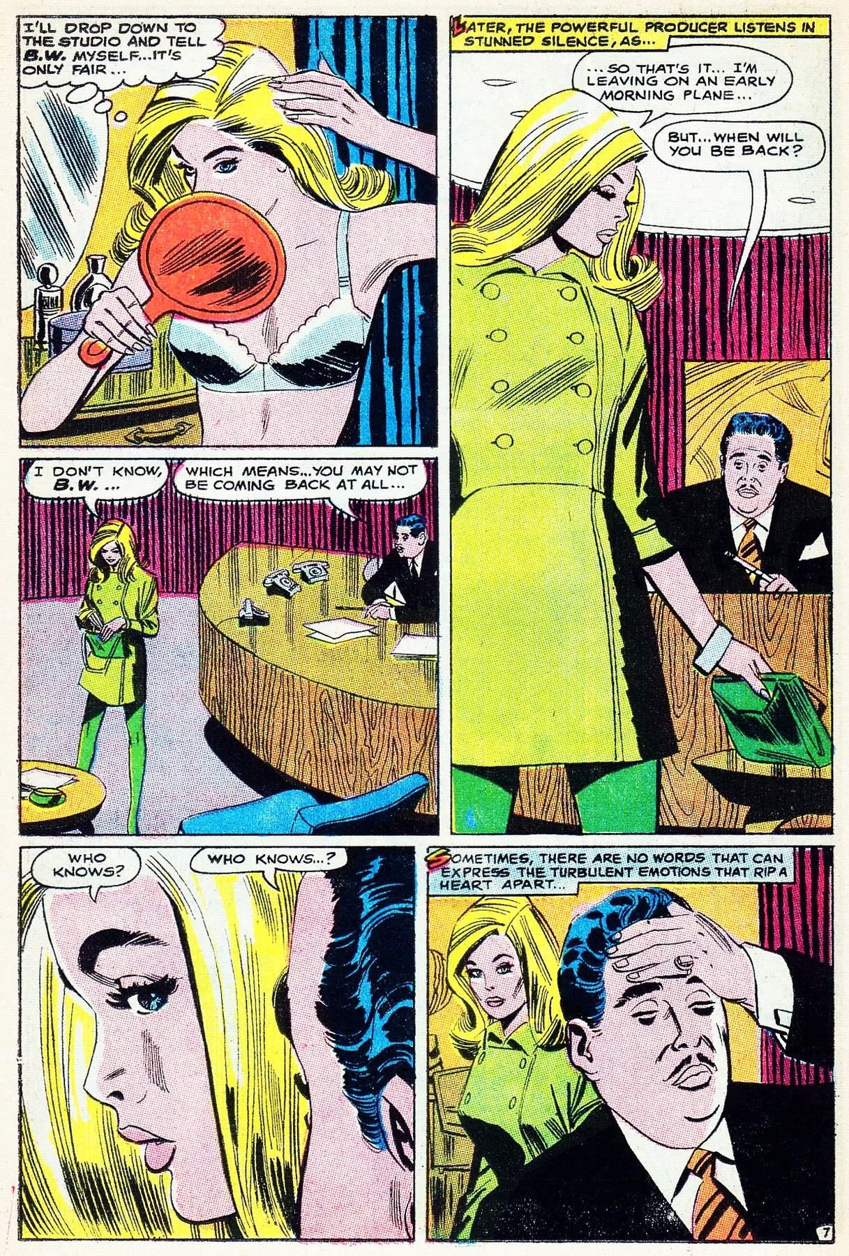 Read online Secret Hearts comic -  Issue #133 - 26
