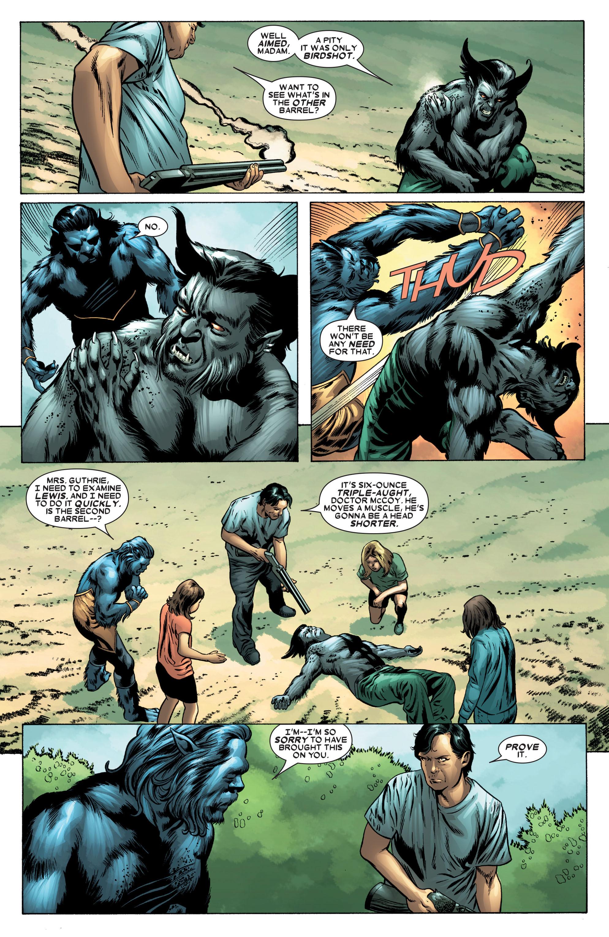 X-Men (1991) 203 Page 31