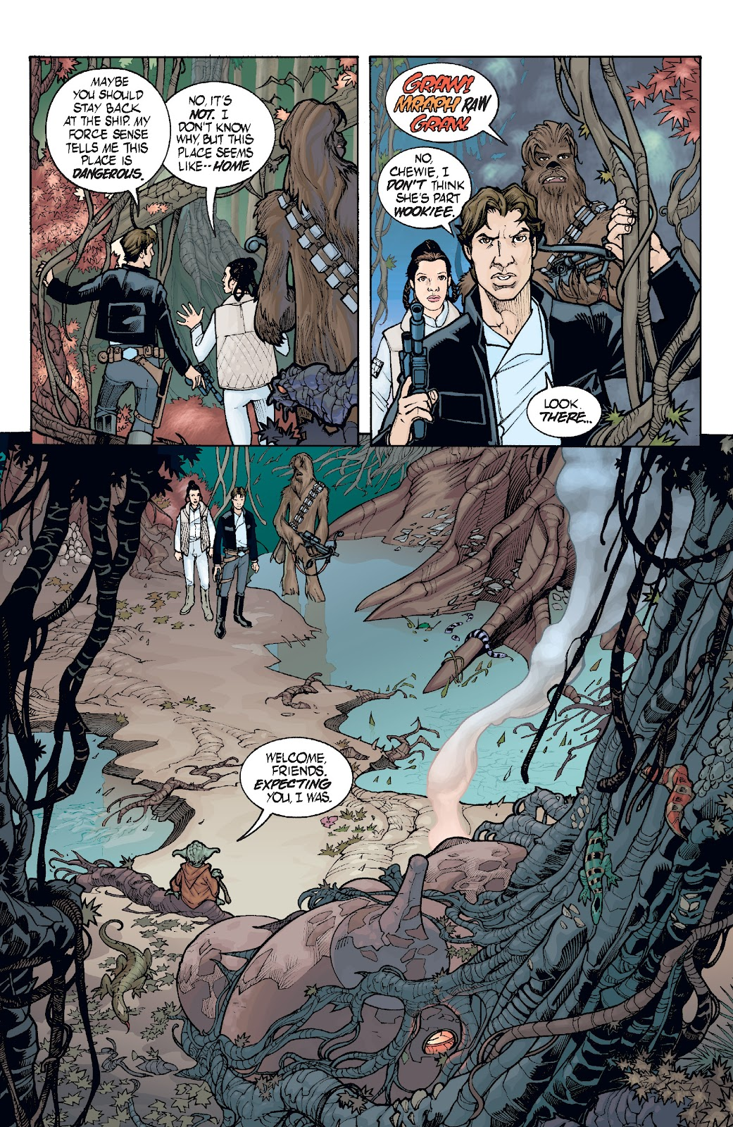 Read online Star Wars Legends: Infinities - Epic Collection comic -  Issue # TPB (Part 2) - 41