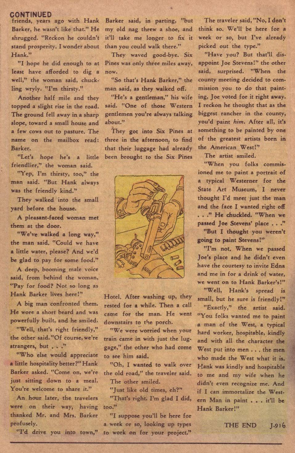 Gunsmoke Western issue 67 - Page 26