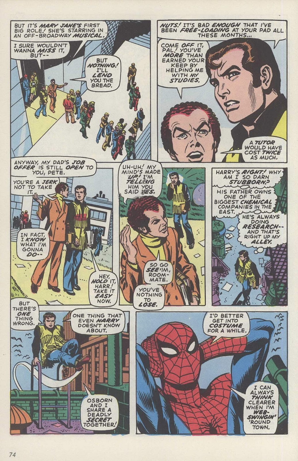 The Amazing Spider-Man (1979) issue TPB - Page 76