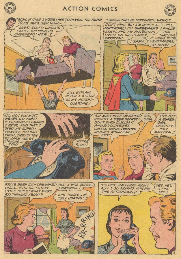 Read online Action Comics (1938) comic -  Issue #283 - 22