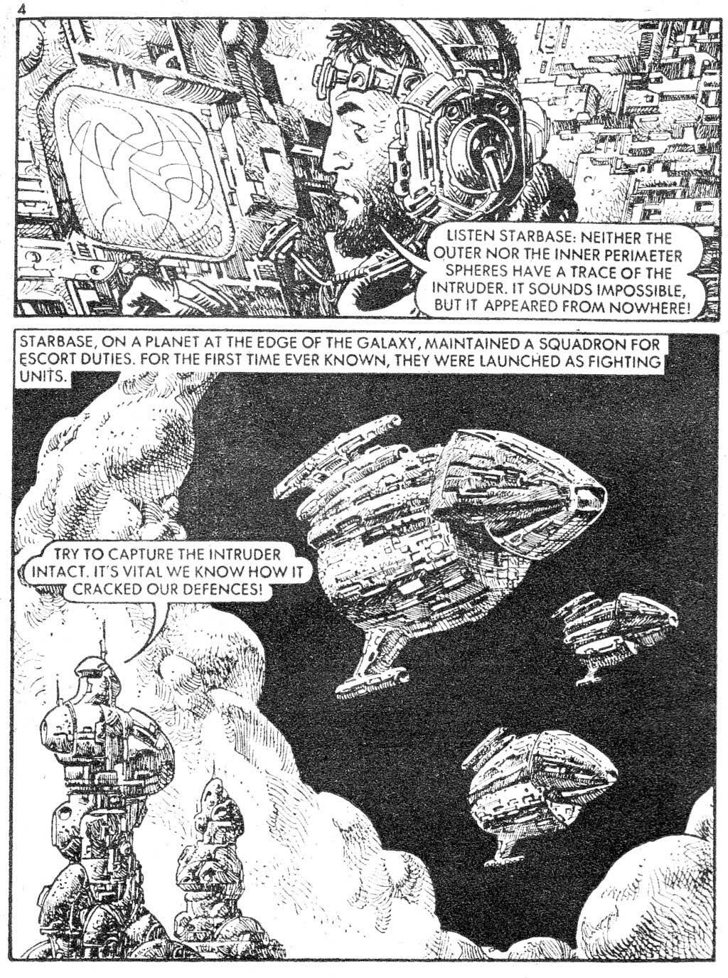 Starblazer issue 87 - Page 4