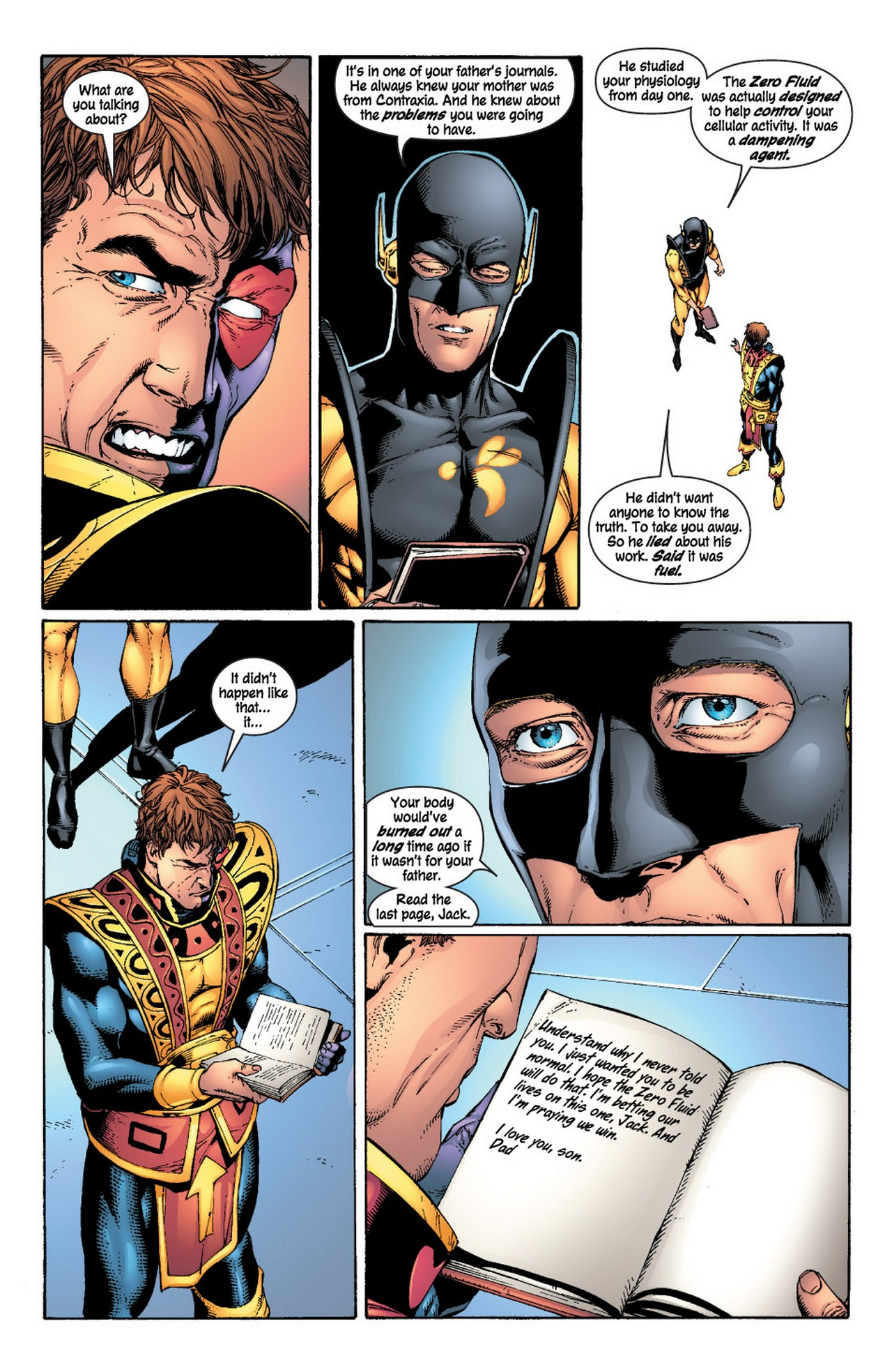 Read online Avengers (1998) comic -  Issue #62 - 11