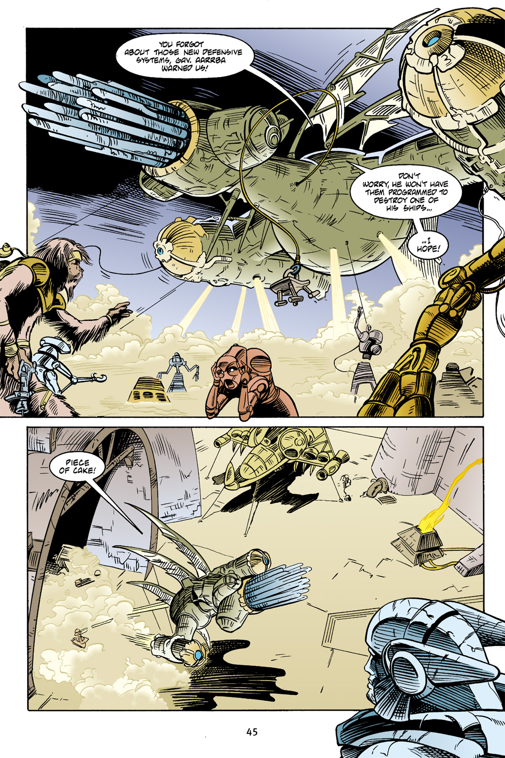 Read online Star Wars Omnibus comic -  Issue # Vol. 4 - 43